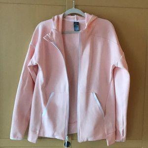 Never worn Champion hoodie sweatshirt light pink